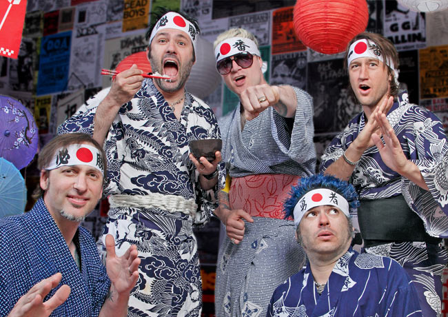 Big in Japan – Japan in der Musik – Sing in Japanese