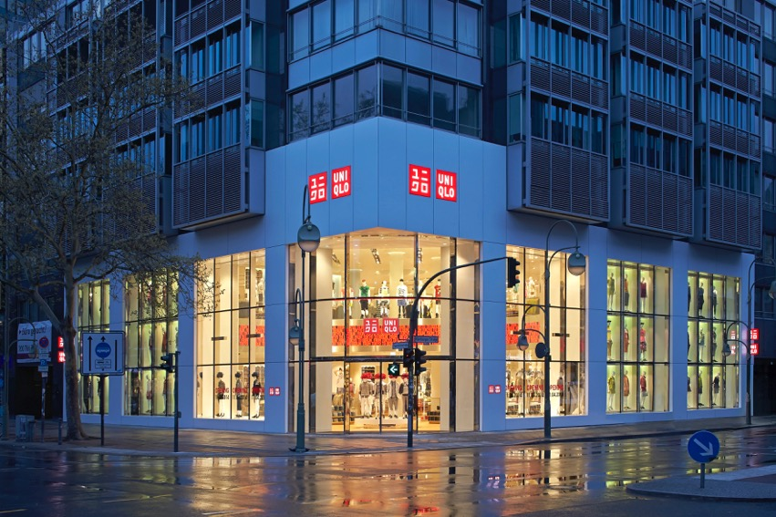 UNIQLO Store Berlin – Charlottenburg