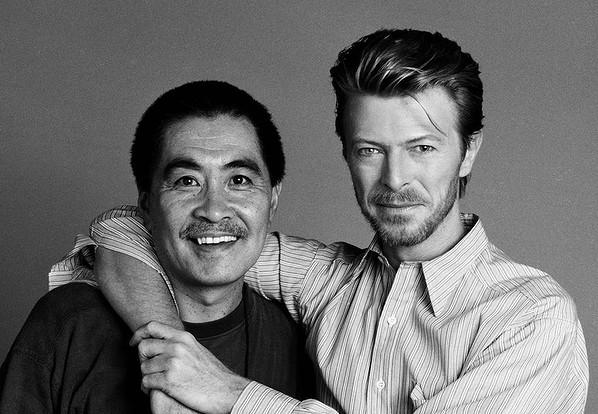 David Bowie Austellung von Masayoshi Sukita - Just for One Day - Tenjin
