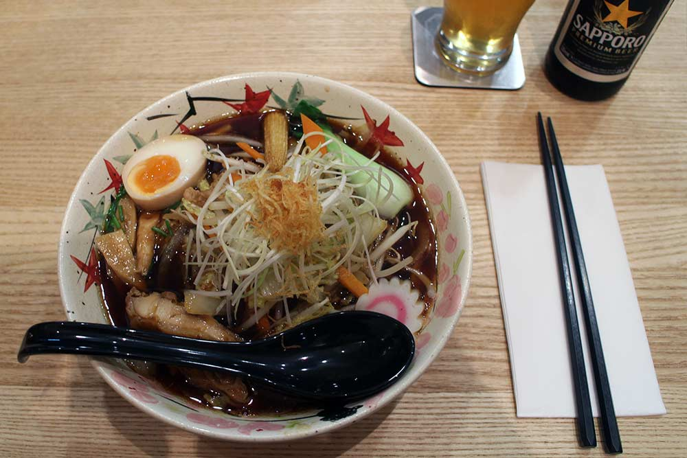 Takumi Nine Ramen