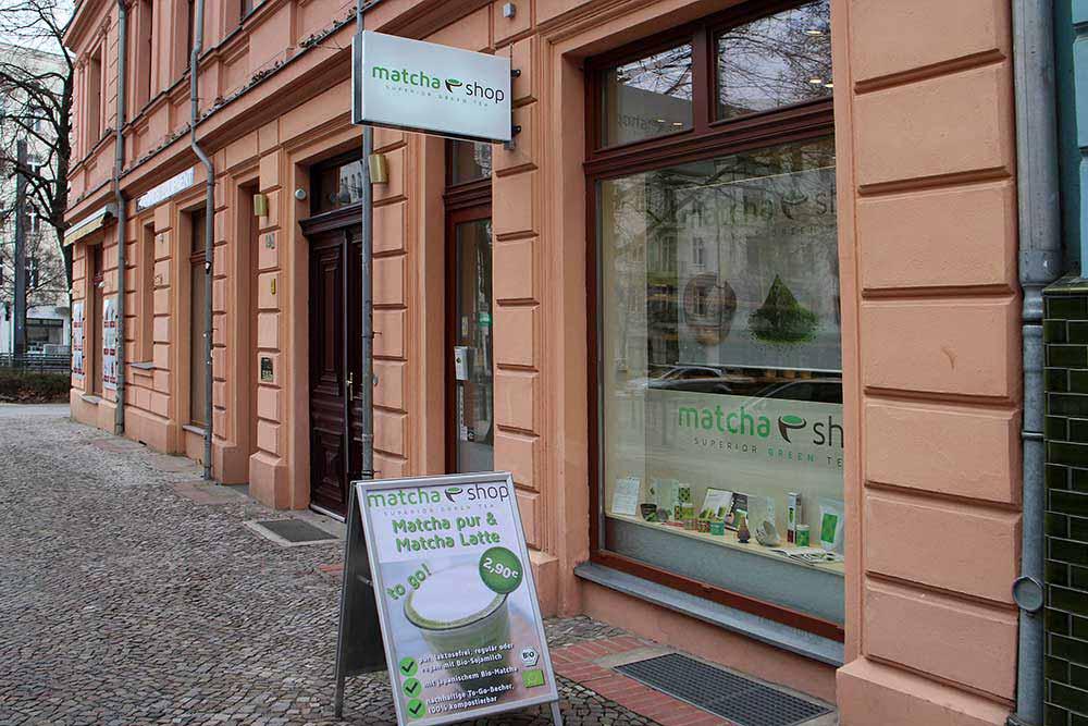 Matcha Shop Berlin – Prenzlauer Berg