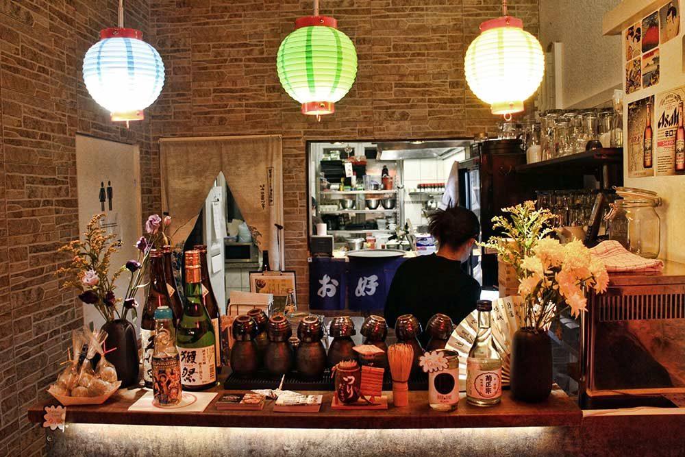 Harapeco Okonomiyaki & Sake Bar – Friedrichshain