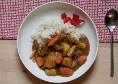 KARE RAISU – カレーライス – Einfaches Japanisches Curry