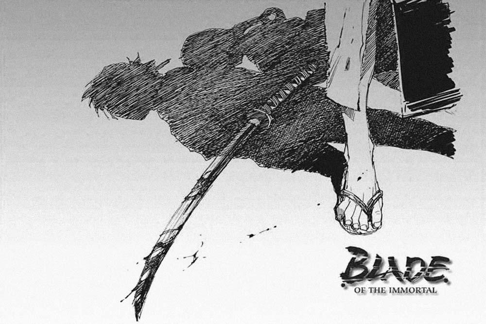 Blade of the Immortal – Mugen no Jūnin  – von Hiroaki Samura