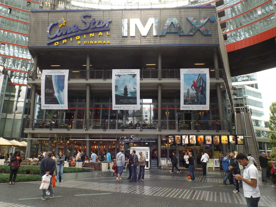CineStar im Sony Center