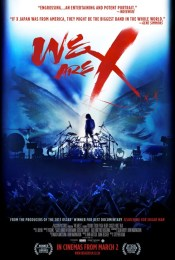 X-JAPAN - WE ARE X - Premiere mit YOSHIKI im Cinestar