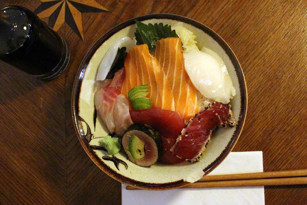 Omoni - Sushi Restaurant