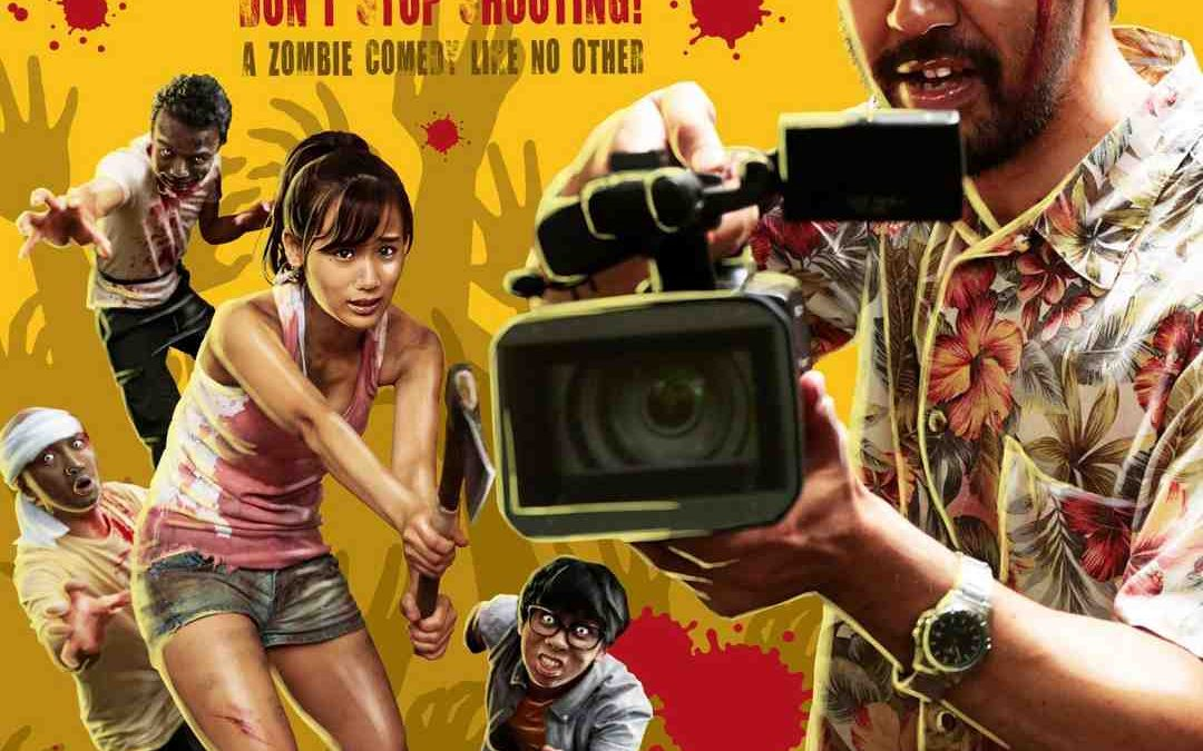 One cut of the Dead auf dem Fantasy Filmfest