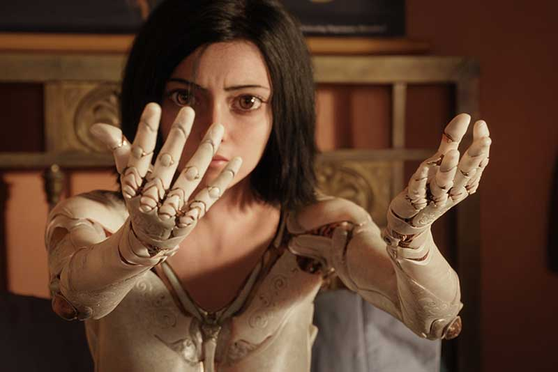 Alita: Battle Angel - Deutscher Kinostart
