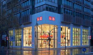 Uniqlo Store Berlin