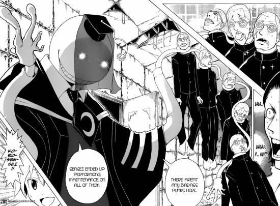 Yûsei Matsui, Assassination Classroom, Manga, Actu Manga, Weekly Shonen Jump,