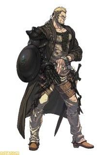 Actu Jeux Video, Cavia, Drakengard 3, Jeux Vidéo, Playstation 3, Square Enix,