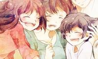 Les Enfants Loups, Ame et Yuki, Manga, Actu Manga, Young Ace, Kazé Manga,