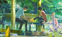 The Garden of Words, Le Grand Rex, Makoto Shinkai, Actu Japanime, Japanime, Kazé Anime, Actu Ciné, Cinéma,