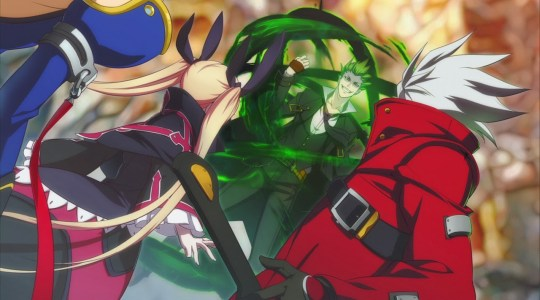 BlazBlue Alter Memory, Hoods Entertainment, Actu Japanime, Japanime, Wakanim, Simulcast, Episode 5,