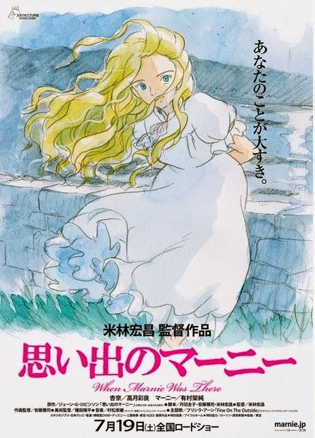 Omoide no Marnie, Actu Ciné, Cinéma, Ghibli, Hayao Miyazaki, Hiromasa Yonebayashi,