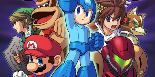 Actu Jeux Video, Bandai Namco, Jeux Vidéo, Nintendo, Nintendo Direct, Super Smash Bros 3DS, Super Smash Bros Wii U,