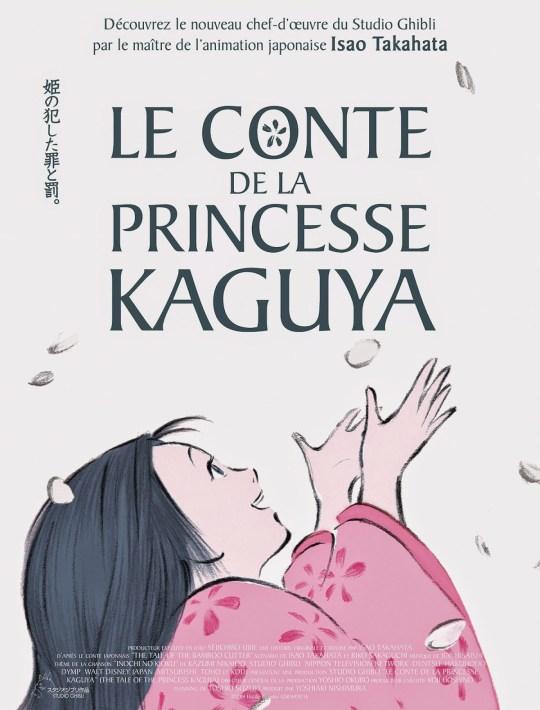 Le conte de la princesse Kaguya, Actu Ciné, Cinéma, Isao Takahata, Ghibli, Comoedia de Lyon, Forum des Images de Paris, Festival International du Film d'Animation d'Annecy 2014,