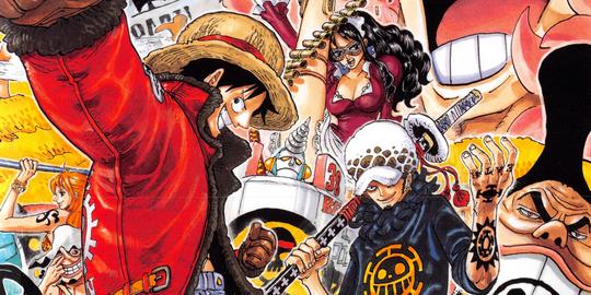 One Piece, Eiichiro Oda, Actu Manga, Manga,
