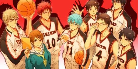 Kuroko's Basket, Kazé, DVD, Actu Japanime, Japanime,