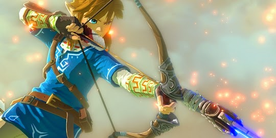 The Legend of Zelda Wii U, Nintendo Wii U, Actu Jeux Video, Jeux Vidéo, E3 2014,