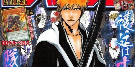 Bleach, Classement, Weekly Shonen Jump, Actu Manga, Manga, Shueisha,