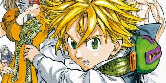 Seven Deadly Sins, Weekly Shonen Magazine, Actu Manga, Manga,