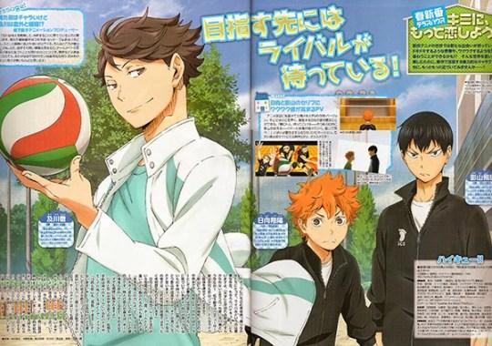 Jump Special Anime Festa 2014, Assassination Classroom, Gintama, Haikyu, Actu Japanime, Japanime, Shueisha, Weekly Shonen Jump,
