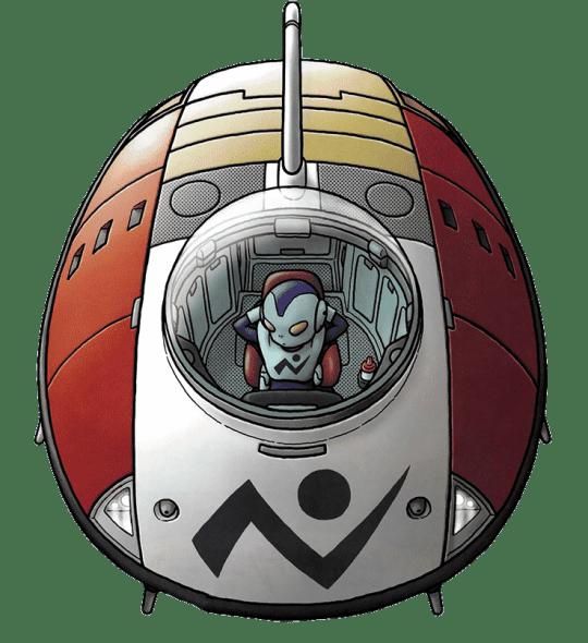 Actu Manga, Akira Toriyama, Glénat, Jaco le Patrouilleur Galactique, Manga, Weekly Shonen Jump,