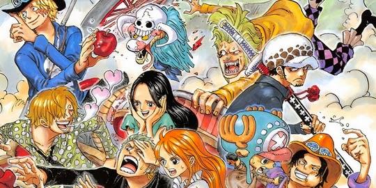 One Piece, Weekly Shonen Jump, Shueisha, Eiichiro Oda, Actu Manga, Manga,