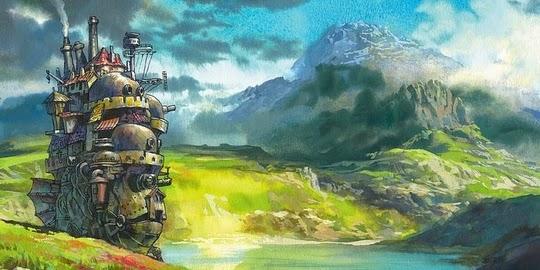 Le Château Ambulant, Ghibli, France 4, Actu Ciné, Cinéma, Hayao Miyazaki,