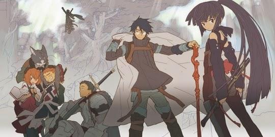 Log Horizon - La Brigade du Vent de l'Ouest, Kana, Manga, Actu Manga, Koyuki, Mamare Tôno, Log Horizon,
