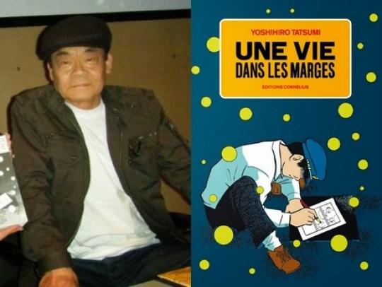 Une Vie dans les Marges, Yoshihiro Tatsumi, Actu Manga, Manga, Actu Japon, Japon,