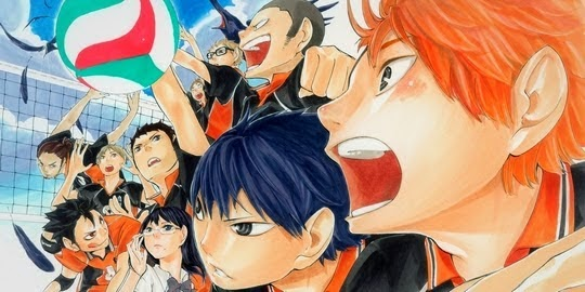 Gekijō-ban Haikyu!! Owari to Hajimari, Gekijō-ban Haikyu!! Shōsha to Haisha, Haikyu Saison 2, Actu Japanime, Japanime, Weekly Shonen Jump,