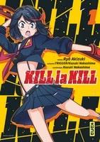 Actu Manga, Critique Manga, Kana, Kill La Kill, Manga, Shonen,