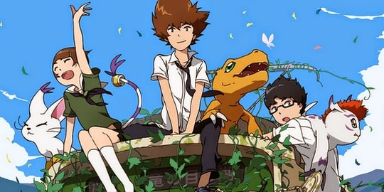 Digimon Adventure Tri, Actu Japanime, Japanime, Toei Animation,