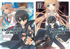 Critique Manga, Manga, Ototo, Reki Kawahara, Shonen, Sword Art Online, Sword Art Online Aincrad,