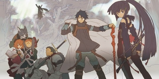 Actu Manga, Actu Roman, Log Horizon, Manga, Ofelbe, Roman, Actu Light Novel, Light Novel,