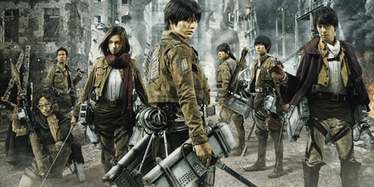 Shingeki no Kyojin : End of the World, Actu Ciné, Cinéma,