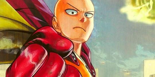 Présentation, Vidéo, Manga, Japanime, One Punch Man, Madhouse, Yusuke Murata, Tonari no Young Jump, Shueisha, Anime Digital Network, Kurokawa,