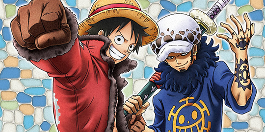 One Piece : Adventure of Nebrandia, Toei Animation, Actu Japanime, Japanime,