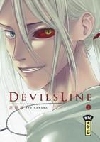 Actu Manga, Big Kana, Critique Manga, Devil's Line, Kana, Manga, Seinen,