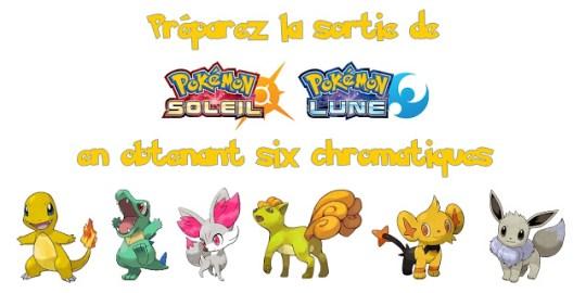 Pokémon Soleil, Pokémon Lune, Game Freak, Nintendo 3DS, Nintendo, Jeux Vidéo, Concours,