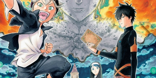 Suivez toute l'actu de Black Clover sur Japan Touch, le meilleur site d'actualité manga, anime, jeux vidéo et cinéma