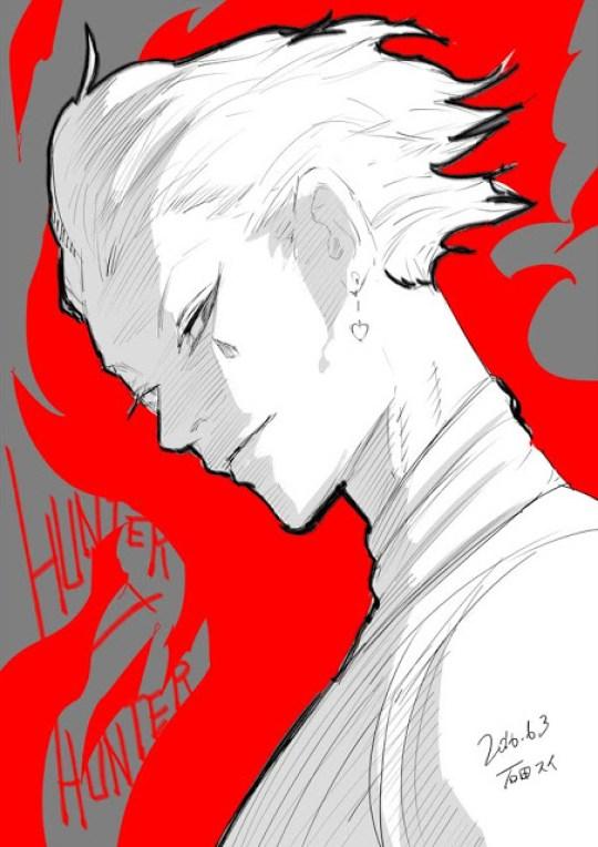 Découvrez un chapitre spécial de Hunter x Hunter dédié à Hisoka