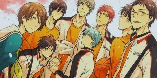 Suivez toute l'actu de Kuroko's Basket sur Japan Touch, le meilleur site d'actualité manga, anime, jeux vidéo et cinéma