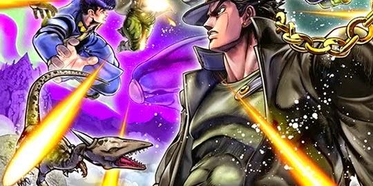 Suivez tout l'actu de Jojo's Bizarre Adventure : Eyes of Heaven sur Japan Touch, le meilleur site d'actualité manga, anime, jeux vidéo et cinéma