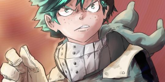 Suivez toute l'actu de My Hero Academia sur Japan Touch, le meilleur site d'actualité manga, anime, jeux vidéo et cinéma