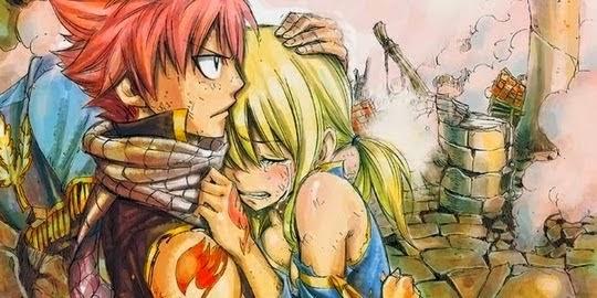 Suivez toute l'actu de Fairy Tail sur Japan Touch, le meilleur site d'actualité manga, anime, jeux vidéo et cinéma