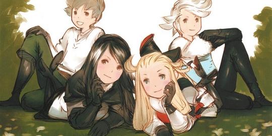 Bravely Third, Actu Jeux Vidéo, Jeux Vidéo, Square Enix,